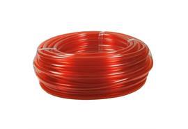 Tuyau en PVC 4/8 mm rouge