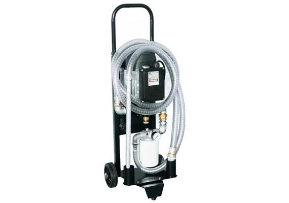 Unité de filtration d'huile