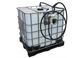 AdBlue® Pompa a membrana SB 34-IBC incluso pistola automatica ASB