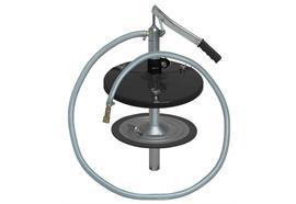 centraFill 10-d, per fusti da 10 chili, ø interno 215 - 230mm
