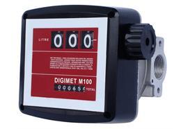 Contalitri meccanico per olio DIGIMET M 100