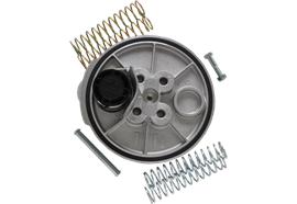 Coperchi passo duomo EMCO con molla e valvola - conforma SDR -pezzo ricambio no 2