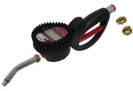 DIGIMET E35 - pistola con beccuccio per oliomotore antigoccia
