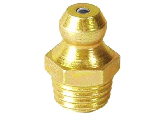 Ingrassatori idraulici. H1 SFG8x1, filetto autoformante esagonale 9. Unità imballaggio 100