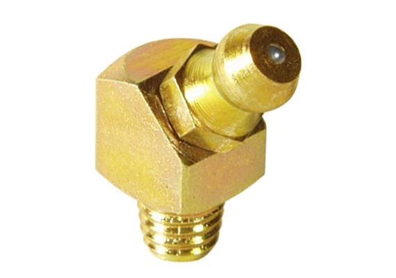 Ingrassatori idraulici. H2 SFG8x1, filetto autoformante esagonale 9. Unità imballaggio 100