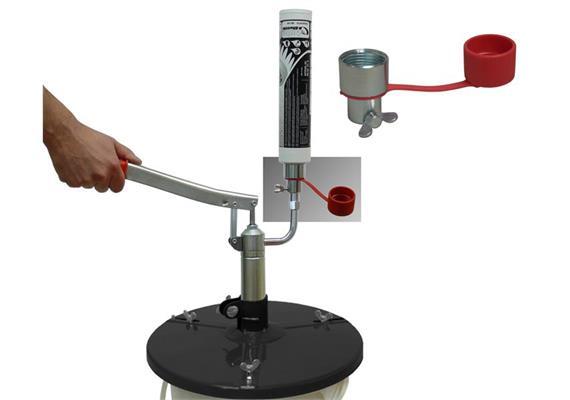 Kit-adattatore-Refill per Lube-Shuttle®