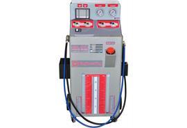 Macchina manuale per pulizia e sostituzione olio dei cambi automatici