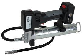 MATO AccuGreaser 18V-Professionell S con tubo RH750 e testina