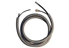 pneuMATO 55 - LubeJet, sistema doppio tubo, 3.5 m
