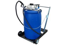 Pompa a membrana per AdBlue® SB 34 mobile con pistola automatica ASB
