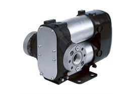 Pompa volumetrica a palette, Bipump 12/24V per diesel