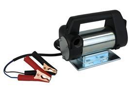 Pompa volumetrica a palette EP-12, per connessione batteria 12V, senza accessori