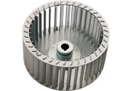 PR, Ruota radiale in allumino per ventilatore Ex758E
