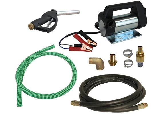 Set- per impianto cisterna - serbatoi EP-12, connessione batteria 12V DC