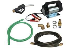 Set- per impianto cisterna / serbatoi EP-24, connessione batteria 24V DC
