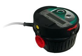 Trasmettitore ad impulsi tarabile con display per sistema FLUICON per olio e gasolio