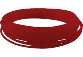 Tubo in poliamide PA10.12 TEC 4/6 mm rosso