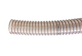 Tubo in poliuretano antiabrasivo Ø 40 mm