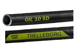 """Tubo per gasolio e benzina con spirale 1¼"""" 32x44mm, 10 bar"""