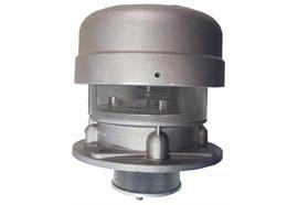 Valvola di aerazione esterna pressione / depressione Nomec tipo 80.28.30 EN 14595:2005